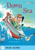 Book Cover Image. Title: Down to the Sea with Mr. Magee, Author: Chris Van Dusen