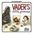 Book Cover Image. Title: Vader's Little Princess, Author: Jeffrey Brown