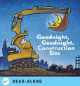 Book Cover Image. Title: Goodnight, Goodnight, Construction Site, Author: Sherri Duskey Rinker