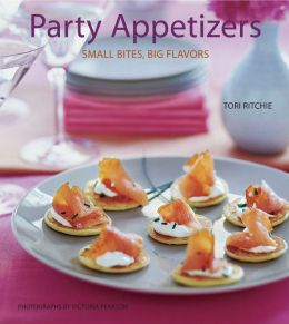 Party Appetizers: Small Bites, Big Flavors
