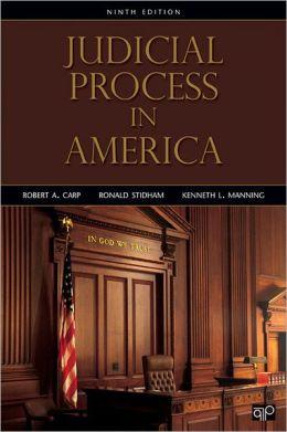 Judicial Process in America, 9th Edition