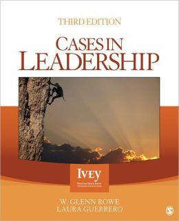 Cases in Leadership