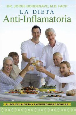 La Dieta Anti-Inflamatoria: El rol de la dieta y enfermedades crónicas
