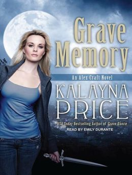 Grave Memory (Alex Craft Series #3)