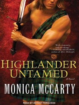 Highlander Untamed (MacLeods of Skye Trilogy #1)