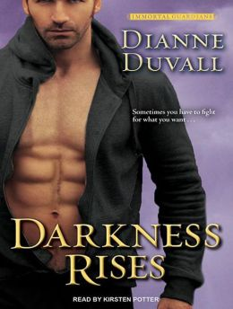 Darkness Rises (Immortal Guardians Series #4)