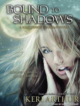 Bound to Shadows (Riley Jenson Guardian Series #8)
