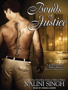 Bonds of Justice (Psy-Changeling Series #8)