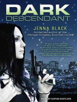 Dark Descendant (Nikki Glass Series #1)