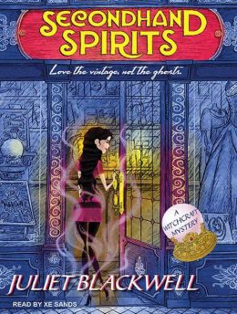Secondhand Spirits (Witchcraft Mystery Series #1)