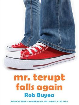 Mr. Terupt Falls Again