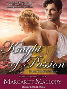 Knight of Passion (All the King's Men Series #3)