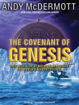 The Covenant of Genesis (Nina Wilde/Eddie Chase Series #4)