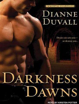 Darkness Dawns (Immortal Guardians Series #1)