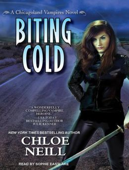 Biting Cold (Chicagoland Vampires Series #6)