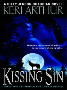 Kissing Sin (Riley Jenson Guardian Series #2)