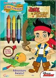 Adventure Awaits! Jake & the Neverland Pirates