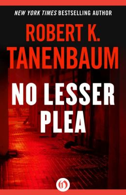 No Lesser Plea (Butch Karp Series #1)