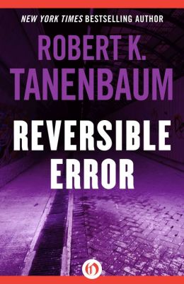 Reversible Error (Butch Karp Series #4)