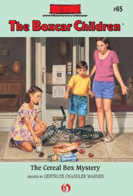 The Cereal Box Mystery: The Boxcar Children Mysteries #65