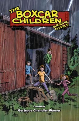 The Boxcar Children: The Boxcar Children Graphic Novels Series #1