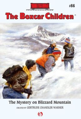 The Mystery on Blizzard Mountain: The Boxcar Children Mysteries