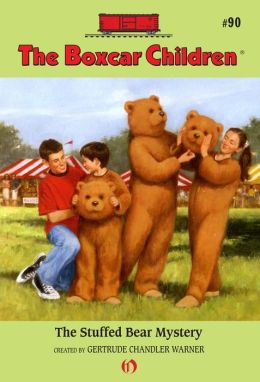 The Stuffed Bear Mystery: The Boxcar Children Mysteries
