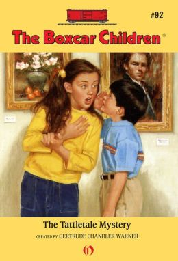 The Tattletale Mystery: The Boxcar Children Mysteries