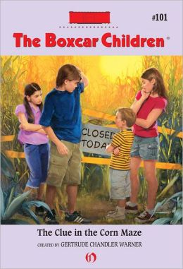 The Clue in the Corn Maze: The Boxcar Children Mysteries #101