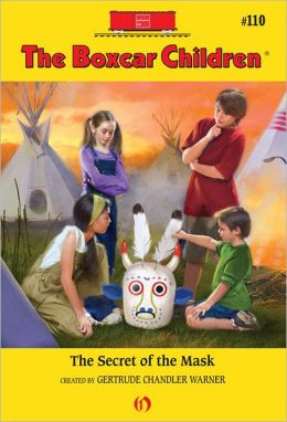 The Secret of the Mask: The Boxcar Children Mysteries #110