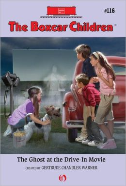 The Ghost at the Drive-In Movie: The Boxcar Children Mysteries #116