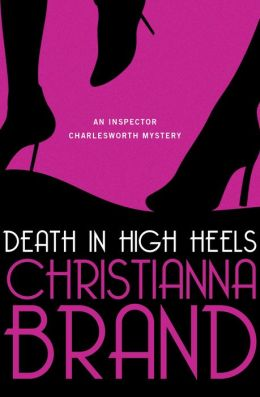 Death in High Heels (Inspector Charlesworth Series #1)