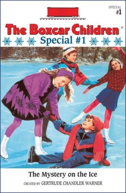 The Mystery on the Ice: A Boxcar Children Special