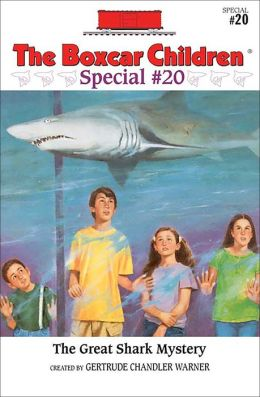The Great Shark Mystery: A Boxcar Children Special