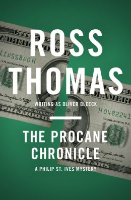 The Procane Chronicle: A Philip St. Ives Mystery