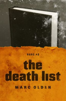 The Death List: Narc Series (Book Three)