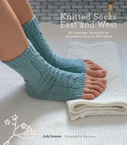 In Knitted Socks East and West, author Judy Sumner compares knitting a sock to writing a haiku: both challenge you to create something beautiful and original within a sparse, strict format. In this, her first book, she recounts how she came to study hundreds of exquisite Japanese stitch patters and /5(8).