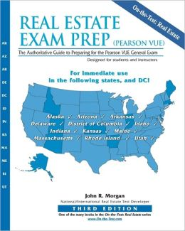 Real Estate Exam Prep (Pearson Vue)-3rd Edition
