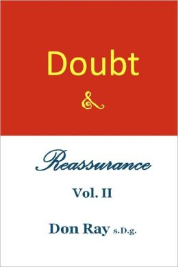 Doubt And Reassurance Vol. Ii