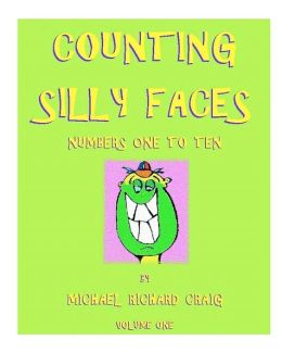 Counting Silly Faces Numbers One To Ten