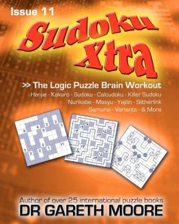 Sudoku Xtra Issue 11: The Logic Puzzle Brain Workout