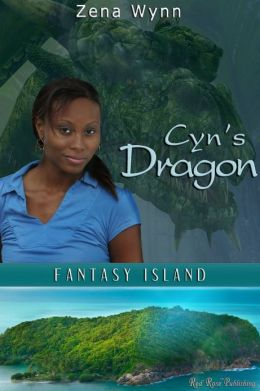 Cyn's Dragon (Fantasy Island Series #2)