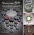 Book Cover Image. Title: Showcase 500 Beaded Jewelry:  Photographs of Beautiful Contemporary Beadwork, Author: Ray Hemachandra