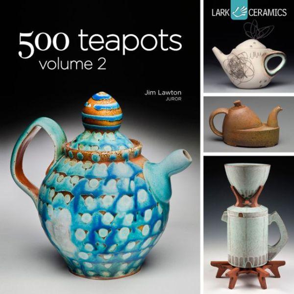 Free book downloads to the computer 500 Teapots Volume 2 DJVU English version