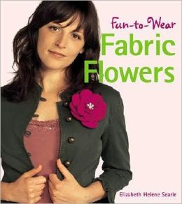 Fun-to-Wear Fabric Flowers (PagePerfect NOOK Book)
