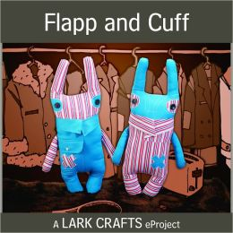 Flapp and Cuff eProject from Closet Monsters (PagePerfect NOOK Book)