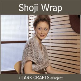 Shoji Wrap eProject from Iris Schreier's Reversible Knits (PagePerfect NOOK Book)