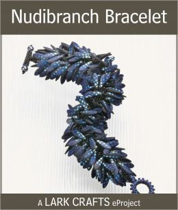 Nudibranch Bracelet eProject from Laura McCabe's Embellished Beadweaving (PagePerfect NOOK Book)