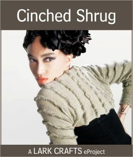 Cinched Shrug eProject