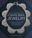 Book Cover Image. Title: Chain Mail Jewelry:  Contemporary Designs from Classic Techniques, Author: Terry Taylor